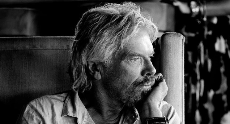 The Concealed Reason Behind Richard Branson's Entrepreneurial Success